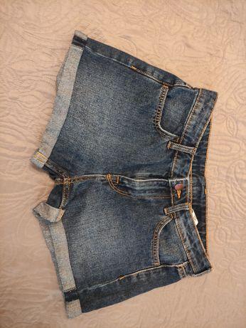 Джинсовые шорты HM