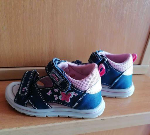 Sandałki dziewczęce