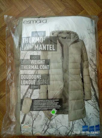 Продам демисезонное женское пальто Esmara