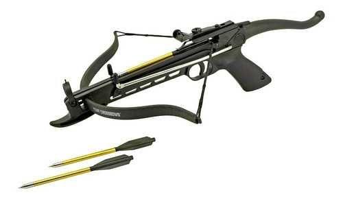 Pistola Besta XCOBRA, Crossbow Novo 80lbs Preto, Portes Gratuito