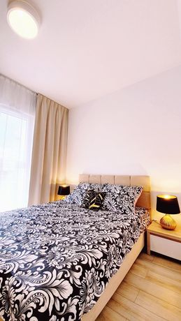 Apartament Golden Black na godziny/doby! NETFIX!