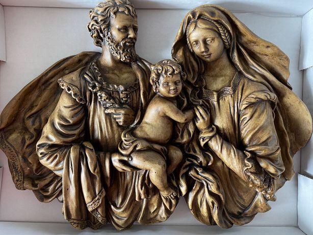 Płaskorzeźba Święta Rodzina