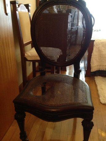Lote de 4 cadeiras D.Maria/ Antiguidade