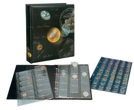 Немецкий альбом для монет SAFE Artline