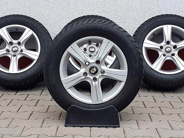 Alufelgi+Opony Zimowe 4szt Renault Megane III Scenic 3, 195/65r15