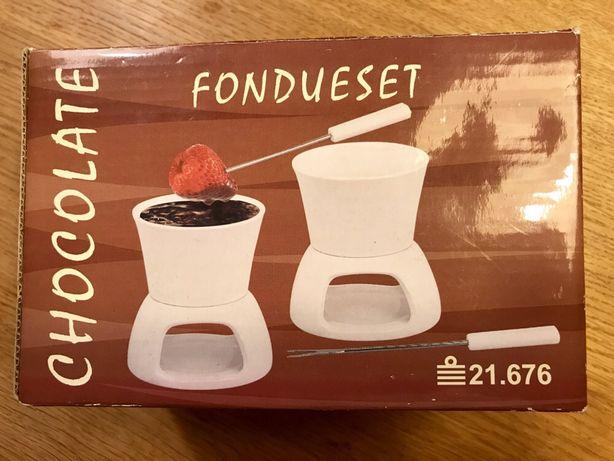Nowy zestaw do fondue czekoladowego