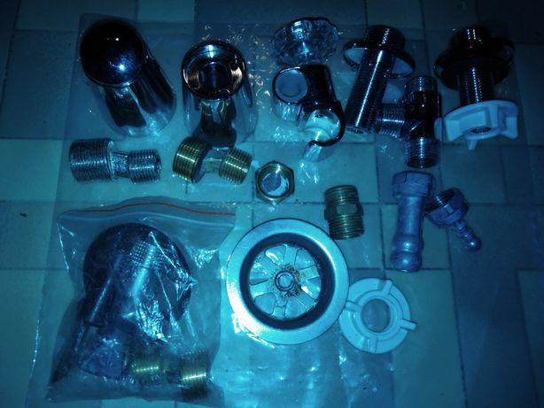 Sprzedam nowe akcesoria hydrauliczne