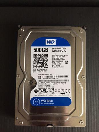 Жесткий диск WD500 gb