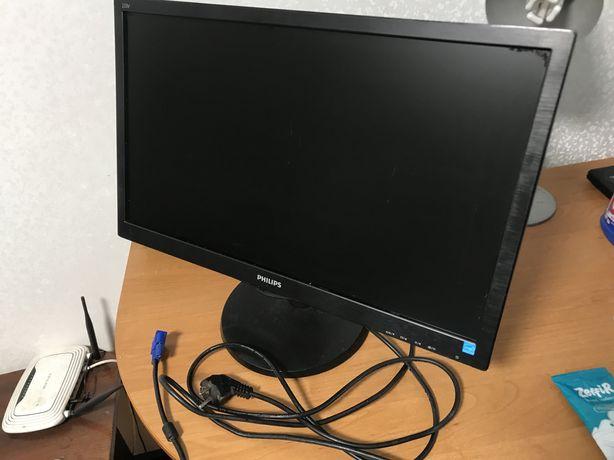 Срочно продам свой монитор 58 см ( диагональ )