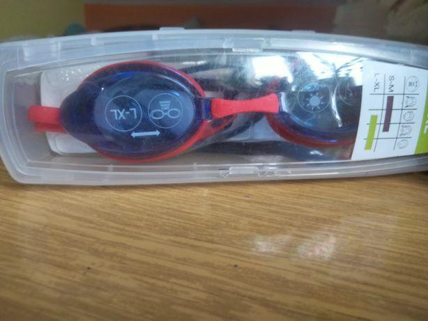 Okulary pływackie Crivit L-XL