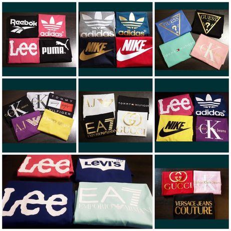 WYPRZEDAŻ Koszulka Koszulki Damskie Męskie Dziecięce Levi's Nike Puma