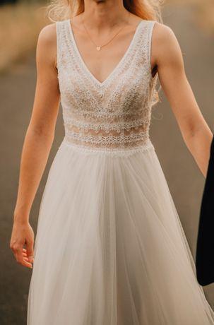 Suknia ślubna Gala Bertrada/Bylantis