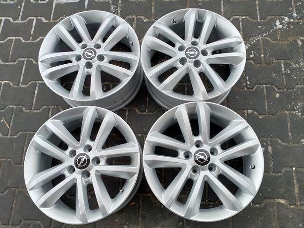 Felgi aluminiowe 17 cali 5x110 et 41 Opel Astra Vectra Signum Saab