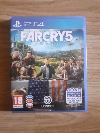 Far Cry 5 Ps4 Stan Bardzo Dobry