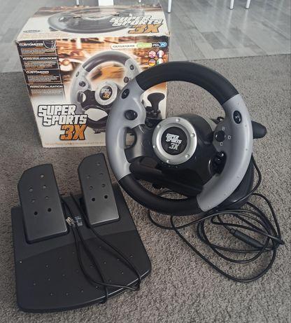 Kierownica do gier PS3/xbox/PC/ Zamienię!!!