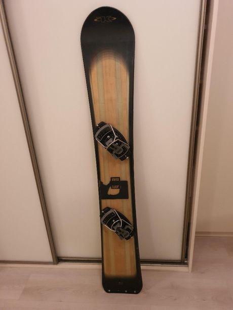 Deska snowboardowa Killer Loop rejsowa 159 cm