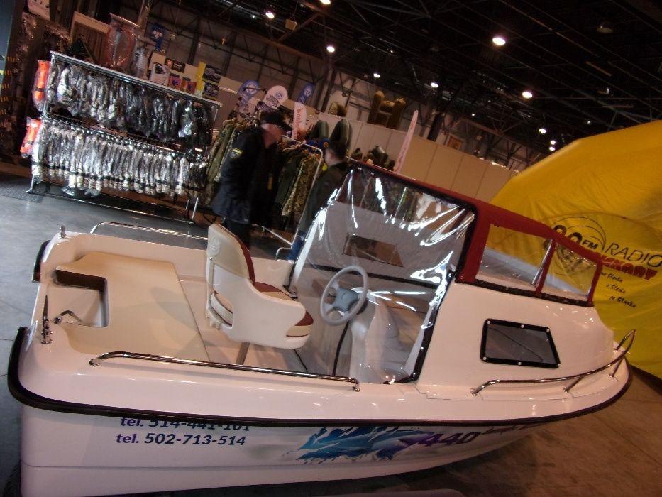 Łódka łódki łodzie wędkarska wiosłowa motorowa ka-boats 440 NOWOŚĆ Augustów - image 1