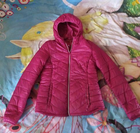 Куртка , курточка женская,на девочку демисезонная, Bershka размер L