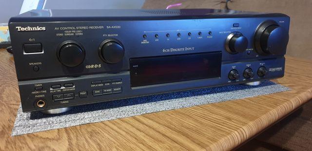 Amplituner technics SA AX530