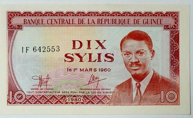Gwinea banknot UNC