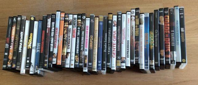 17 DVDs - Filmes conceituados - usados - excelente estado