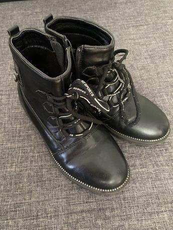 Осенние ботинки детские