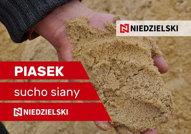 PIASEK sucho siany piach suchoasiany TRANSPORT