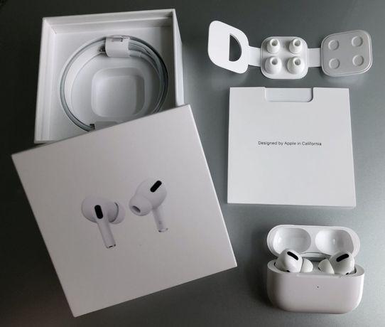 Apple AirPods Pro/Беспроводная зарядка/Аир Подс/Беспроводные наушники