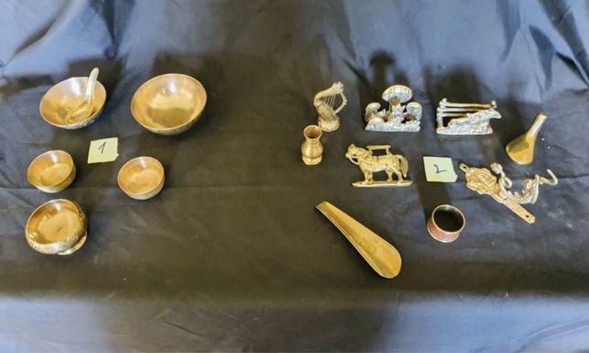 Miniaturas em cobre (coleção)