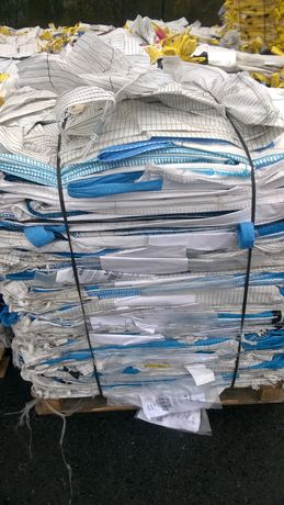 Worki Big Bag 90/100/195cm Stabilizacja Kształtu Używane