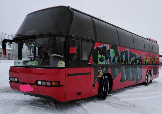 Продам автобус Неоплан 116