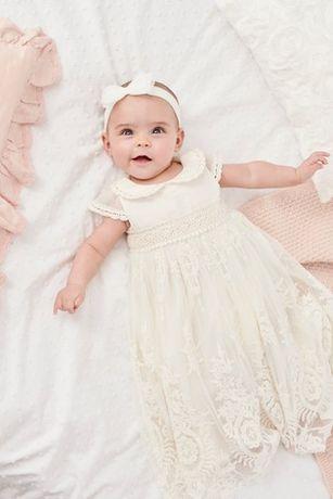 Платье нарядное 3-6м NEXT+ подарок(monnalisa, blumarine, dior, chicco)