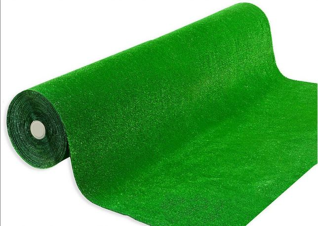 Rolos relva artificial sintética 6mm - Muito económico  - IVA INCLUIDO