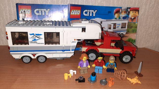 Lego City 60182 Пикап и фургон Лего Сити