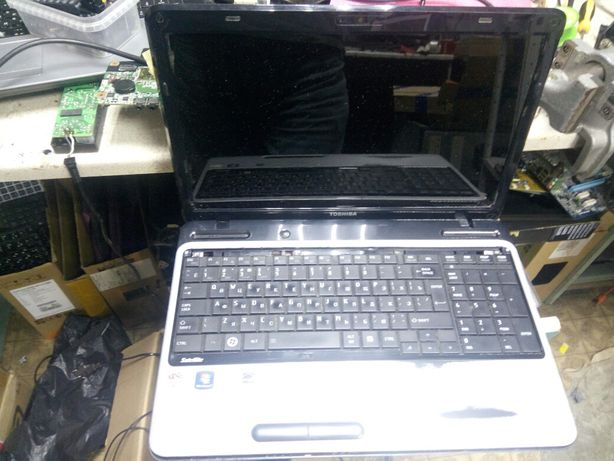 Toshiba A200 C660 L500 L645 L655D L750 L755 C850 Разборка