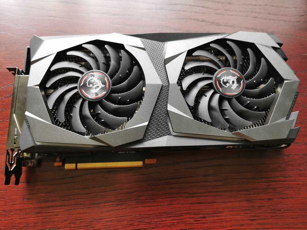 RTX 2070 Super MSI  Gaming X 8GB gwarancja do 02.2022