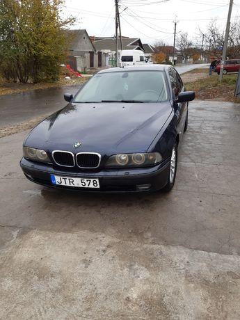 Продам BMW e39, 3 литра дизель