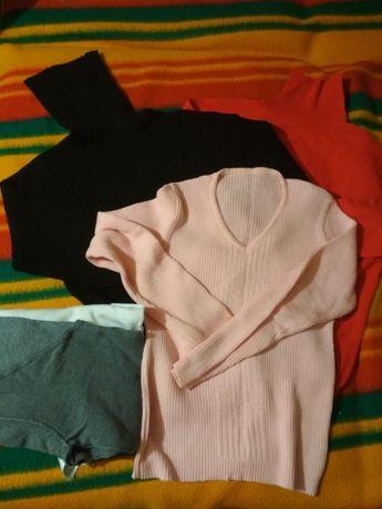 Golfy swetry M L
