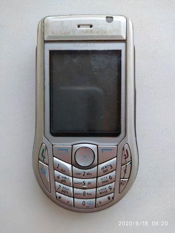 Телефон NOKIA 6630 +гарнитура