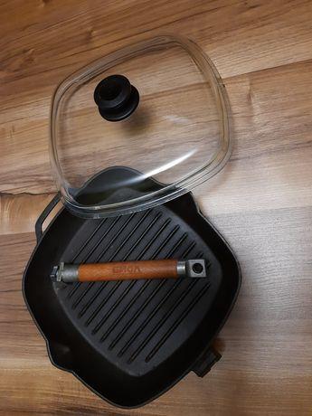 Сковорода гриль Биол 26см
