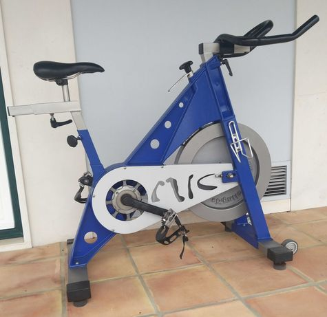 Bicicleta de Spinning profissional fabrico alemão marca MIC