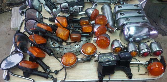 Peças Yamaha Virago 535V e outras