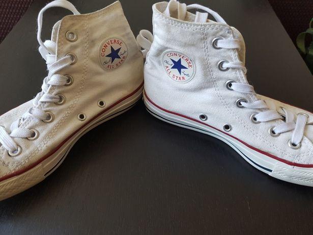 Buty trampki Converse all star rozm. 36 białe