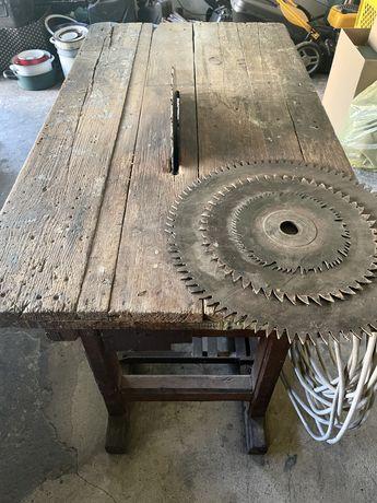 Krajzega! Piła stołowa do drewna! Sprawna!
