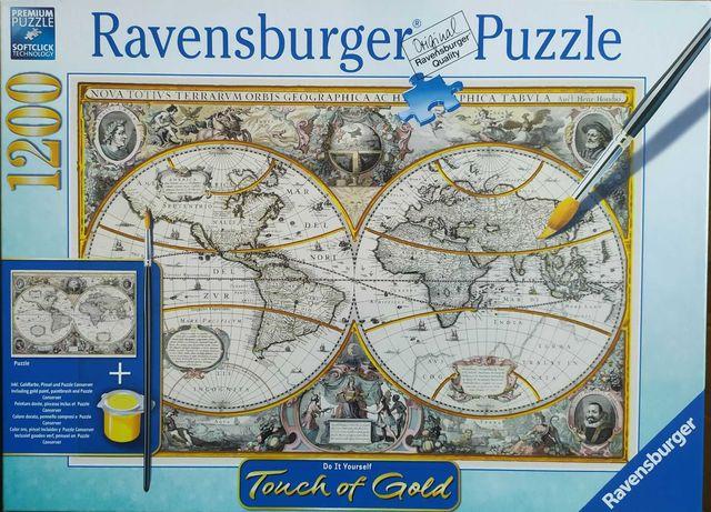 Sprzedam puzzle 1200 Ravensburger