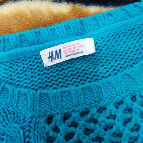 свитер берузовый