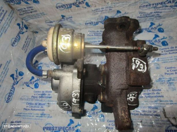 Turbo 53041015096 ZY34022308 K03063DL5034845 SUZUKI / VITARA / 2001 / 2.0 HDI / DIESEL / 109 CV /