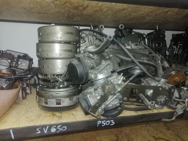 Suzuki Sv 650 sv650 części silnik głowica 98-02r