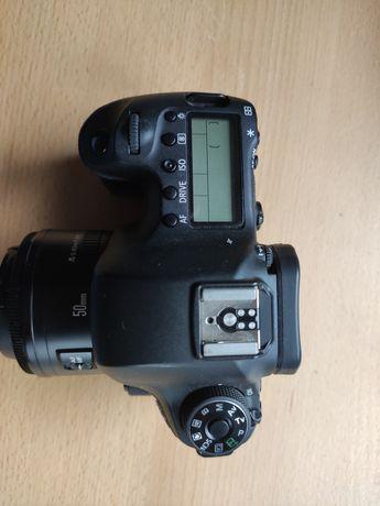 Canon EOS 6D + 50mm f1.8  26K disparos