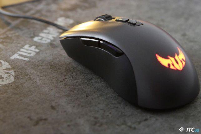 Игровая Мышь с RGB подсветкой и макросами Asus TUF Gaming M3